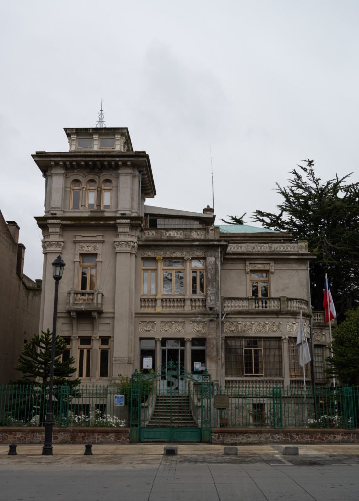 Municipalidad de Punta Arenas - Plaza Muñoz Gamero