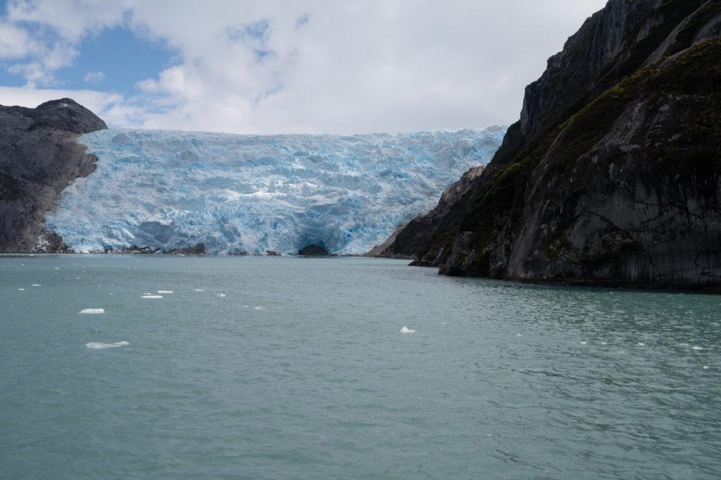 Glaciar Sarmiento de Gamboa - Isla Santa Inés - Estrecho de Magallanes
