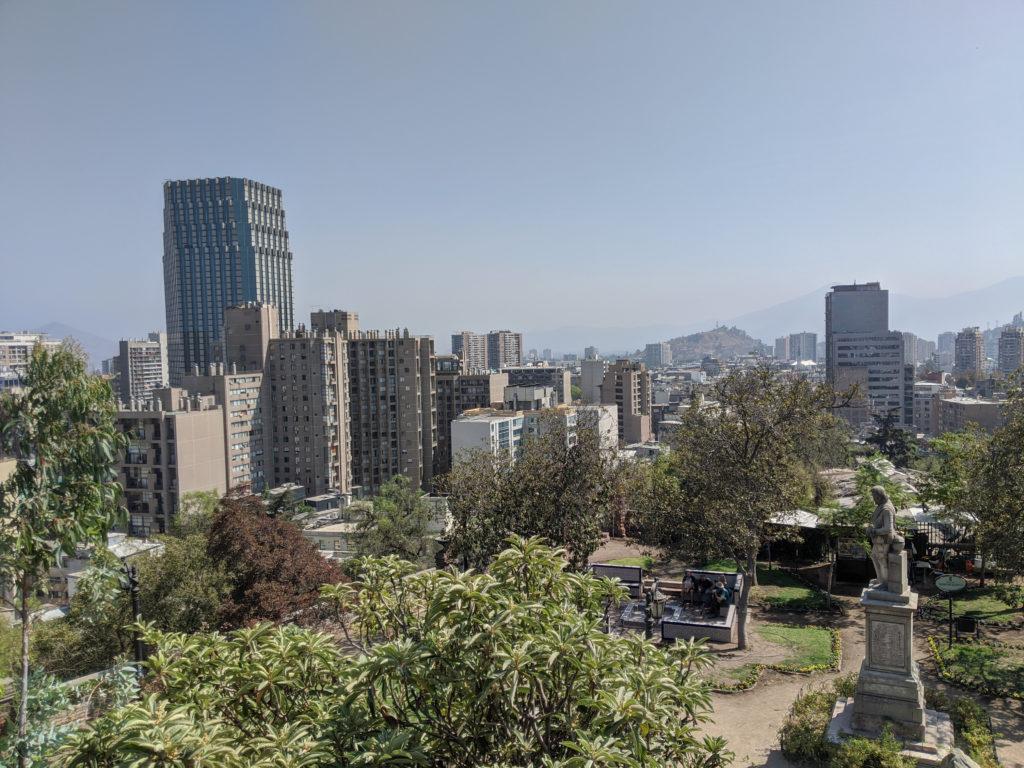 Cerro Santa Lucía - Santiago de Chile
